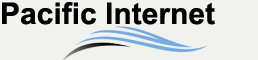 Pacific Internet Logo